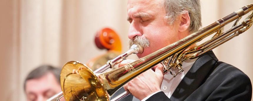 Сергей Гончаров – Орловский губернаторский симфонический оркестр