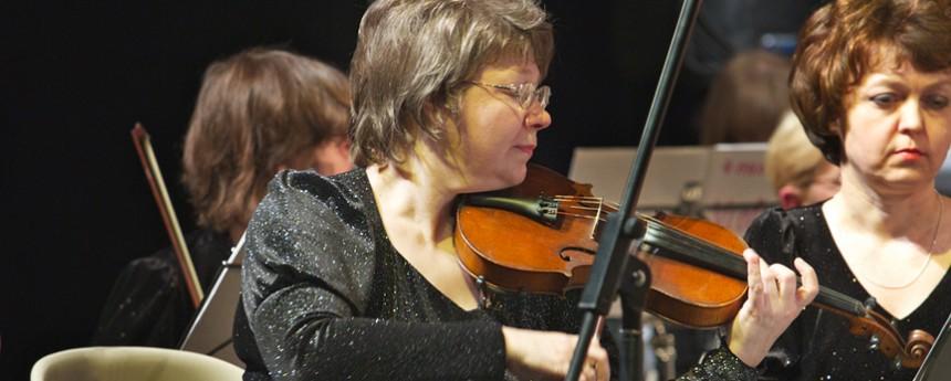 Ирина Шепелёва – Орловский губернаторский симфонический оркестр