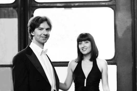 фото Георгия Громова и Марии Масычевой