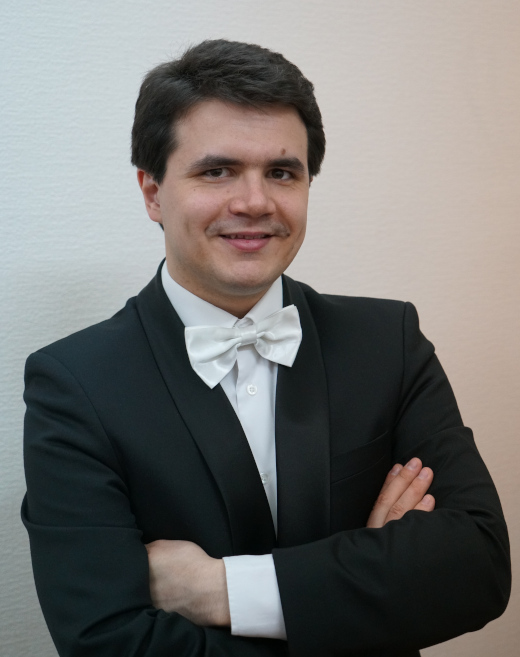 Иван Александров. Портрет